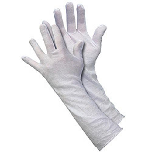 """Memphis 8614C Mens Lightweight Inspectors Reversible/Unhemmed 100% Cotton 14"""" Length, Large (12 Pair)"""