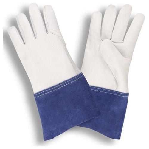 Cordova 8530L Premium Goatskin Mig Tig Welders Gloves, Size Large (12 Pair)