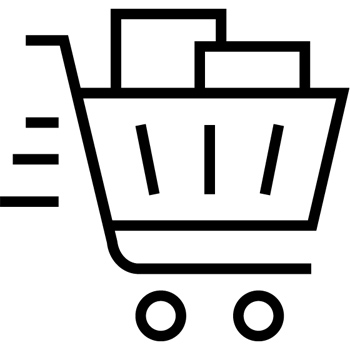 clearance items shopping cart