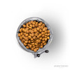 Drive Food Bowl - Small Top View (Open)