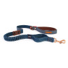 Denim Zero Shock Leash