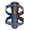 Denim Chest Plate Harness