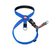 EzyDog Crosscheck Dog Training Harness - Blue