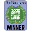 Pet Business Industry Recognition Award Winner