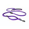 Purple EzyDog Road Runner Lite Leash