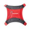 Red - EzyDog DogStar Flying Disc