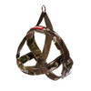 EzyDog Quick Fit Dog Harness - Green Camo