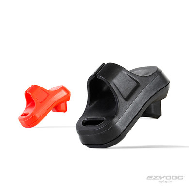 EzyDog Command Clicker, Available in Red and Black