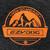 EzyDog Mountain Water T Shirt - Orange Logo