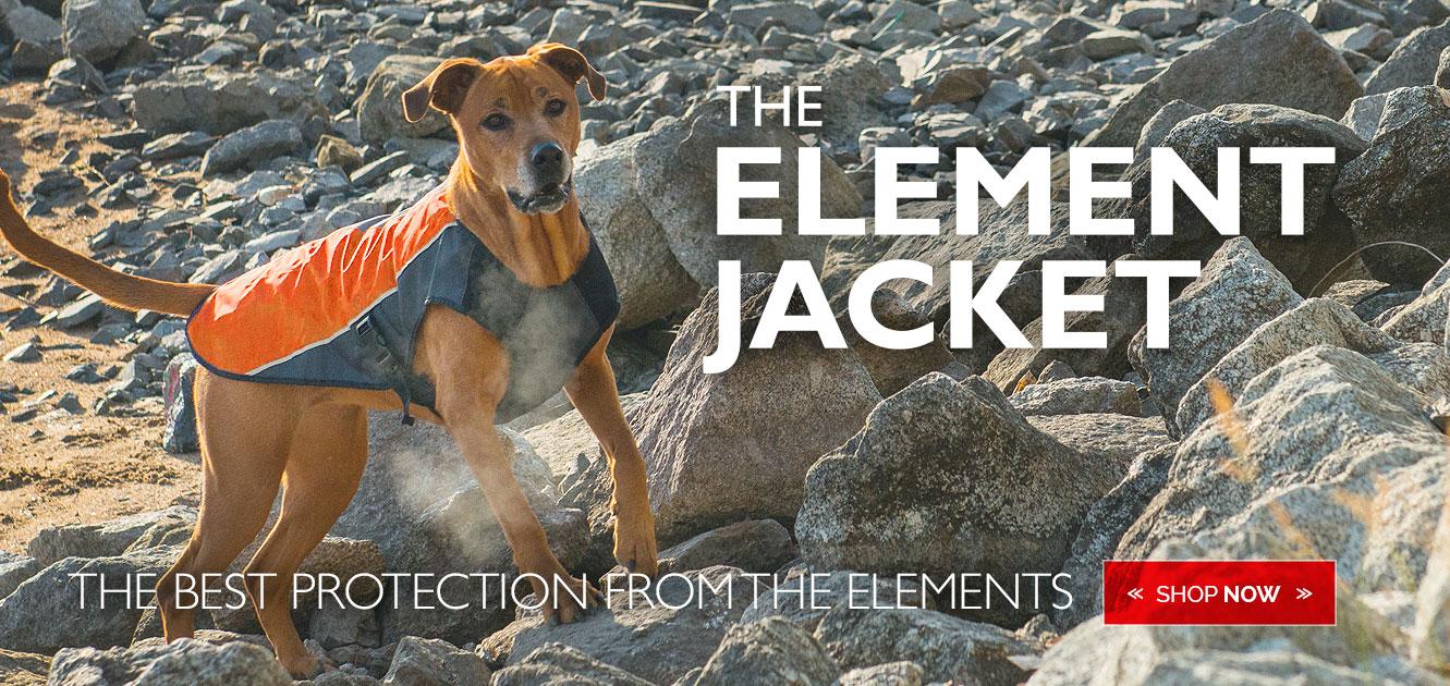 Element Dog Jacket