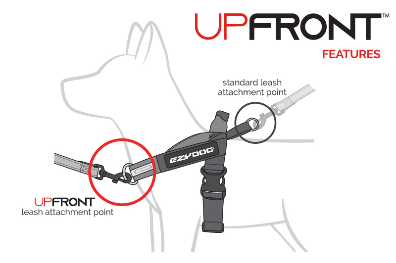 UpFront Harness Features