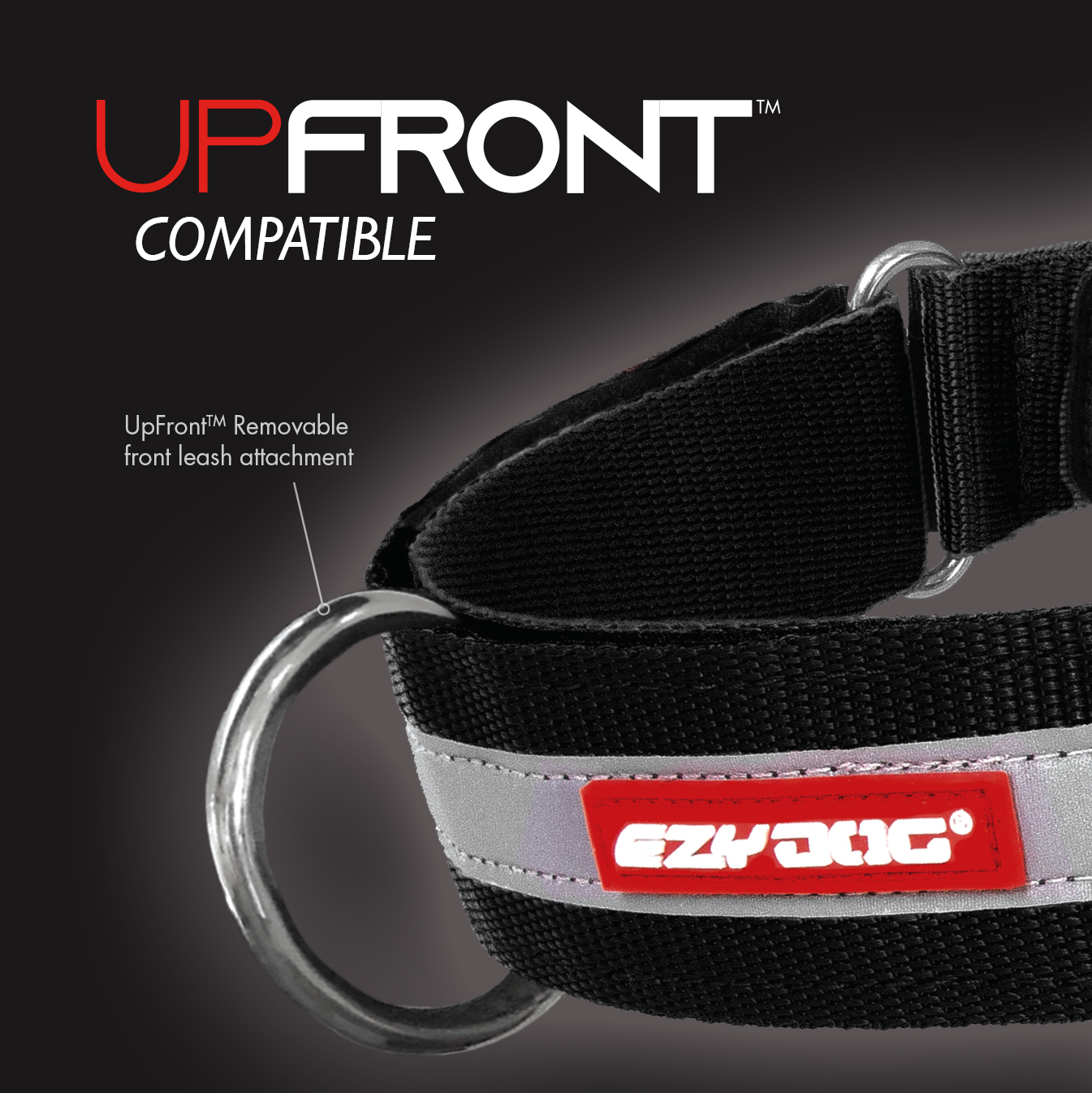 Upfront Front Leash Attachment Accessory