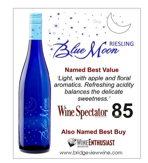 "2016 ""Blue Moon"" Riesling"