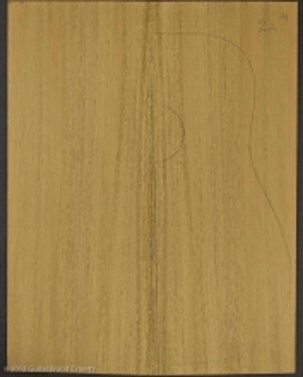 2A Genuine Mahogany Sound Board