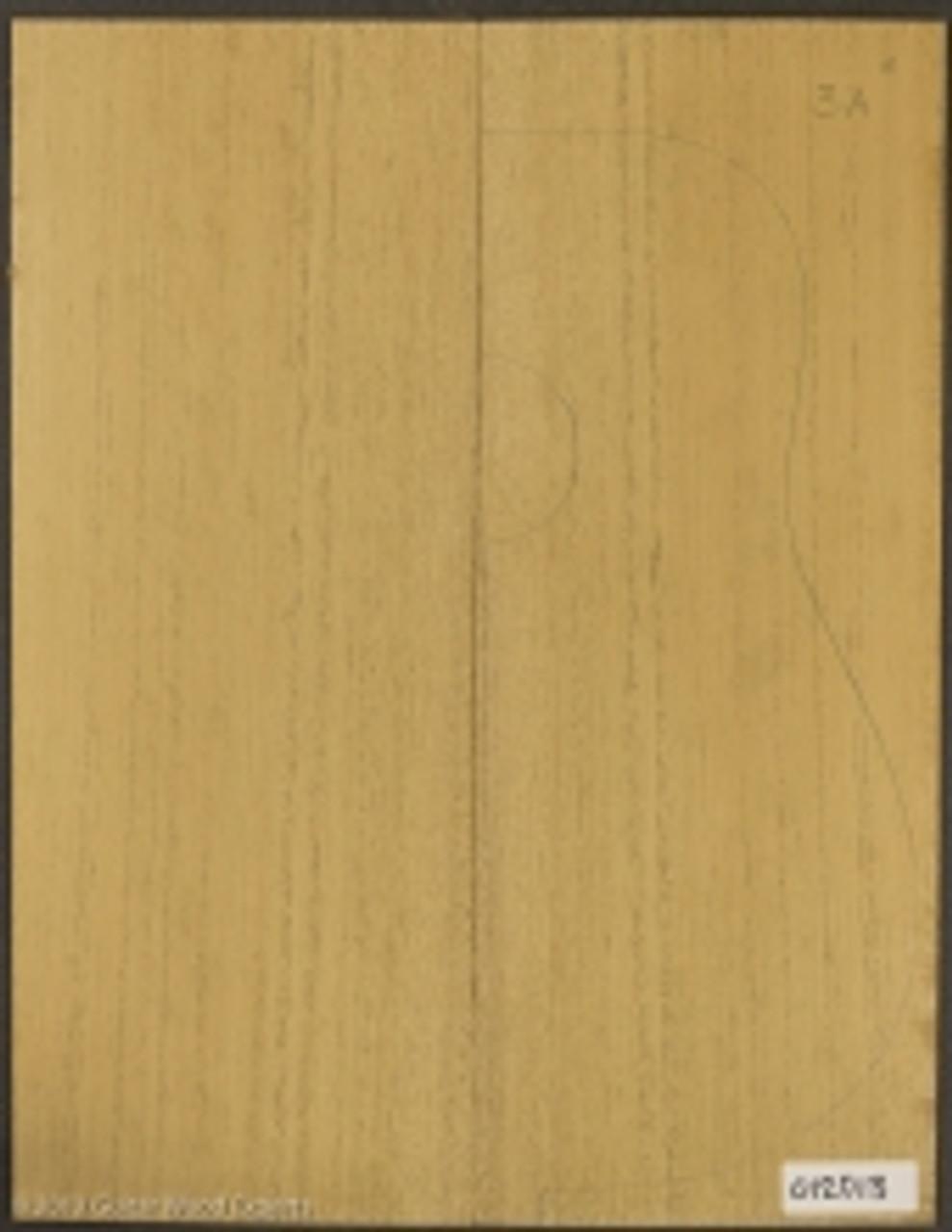 3A Genuine Mahogany Sound Boards
