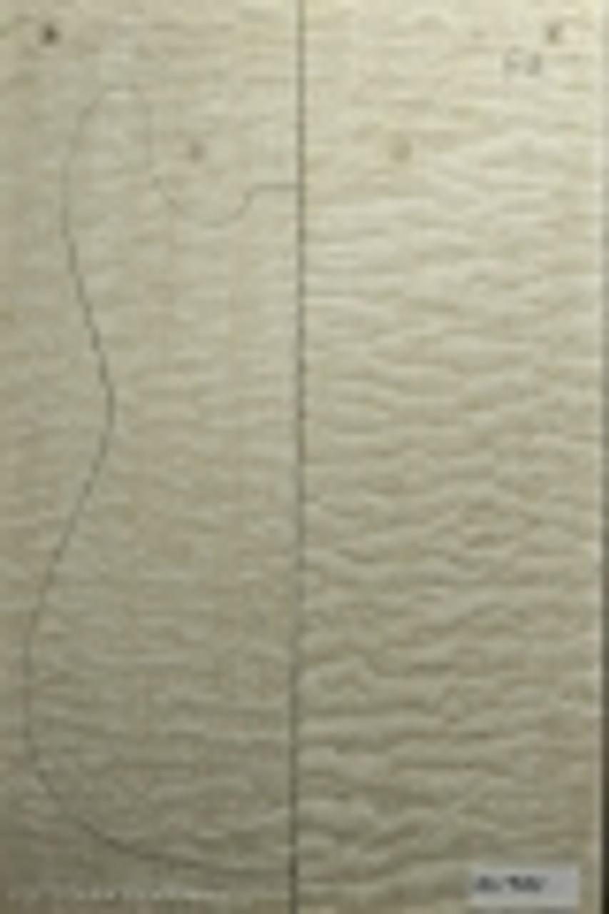Carve Top Quilt Maple Top Wood