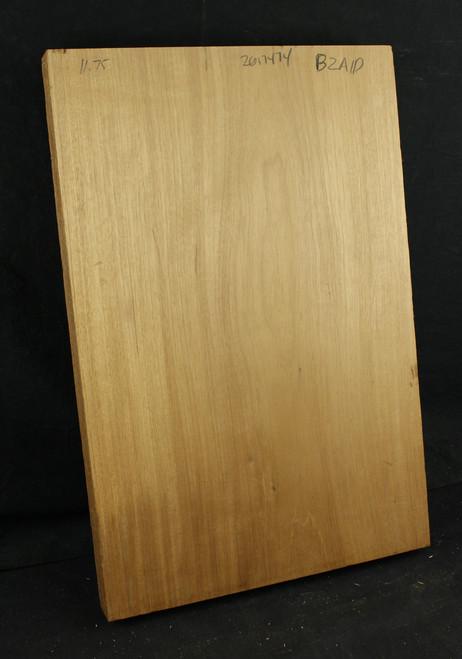 Bass Mahogany Body Blank 2a