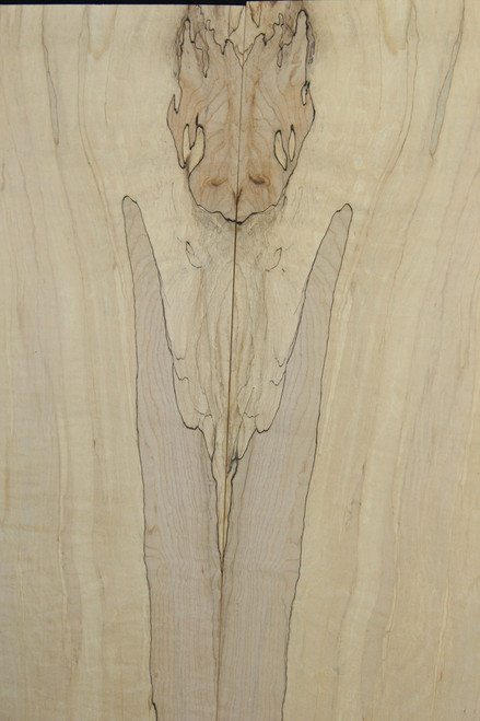 Happy face spalted Maple