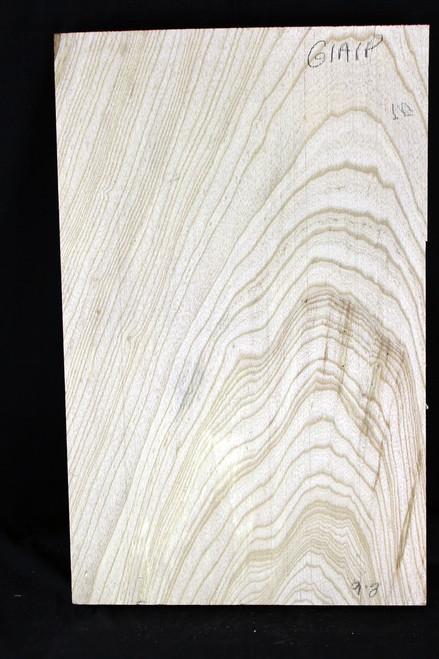 Ash 1a 1 piece body blank