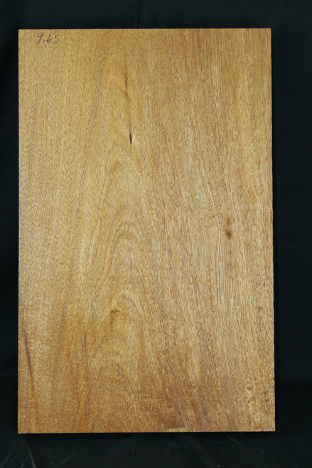 Kinetic Responsive Honduran Mahogany 1pc body blank. 3.2 lbs/bf +