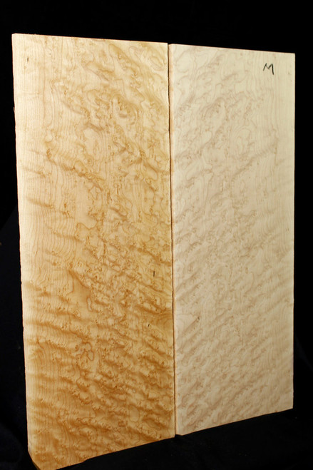 Birdseye Maple Drop Top, Medium Grade, Natural