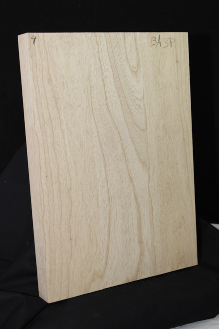 Ash Body Blank, 3a 3piece, Natural