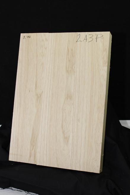 Ash Body Blank, 2a 3 piece, Natural
