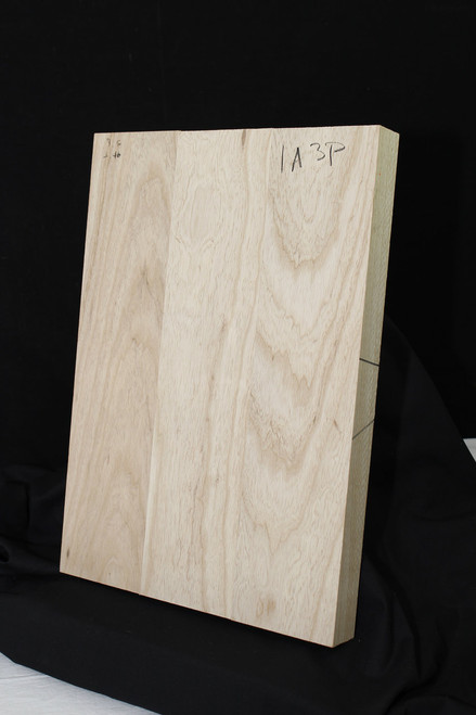 Ash Body Blank, 1a 3 piece, Natural