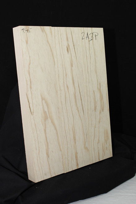 Ash Body Blank, 2.0 to 2.2 lbs/bf lightweight Ash 3 piece