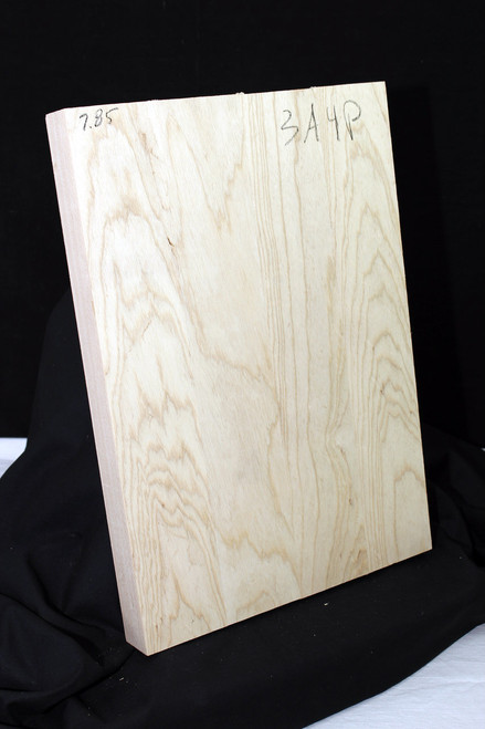 Ash Body Blank, 3a 4 piece natural