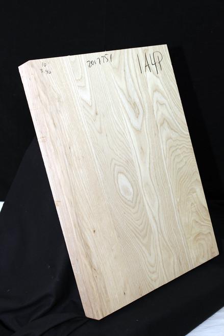 Ash Body Blank, 1a 4 piece, Natural