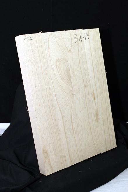 Ash Body Blank, 2.0 to 2.2 lbs/bf lightweight Ash 4piece