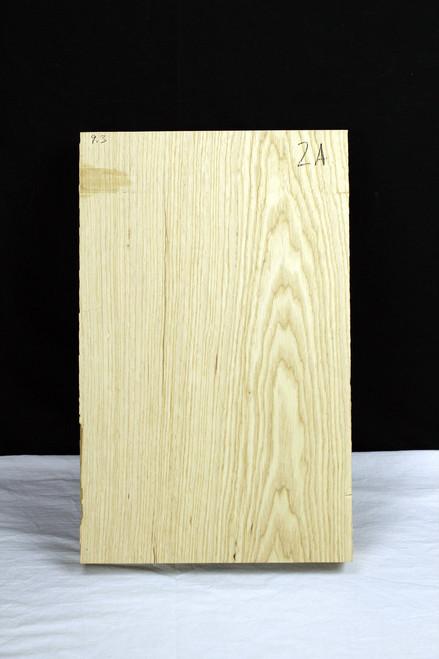 Narrow Ash body Blank, 2a 1piece, natural