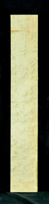 BE Maple Guitar Neck Blank.  Strong Grade Natural