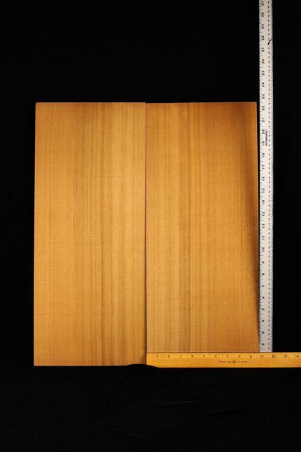 Roasted Cedar Soundboard