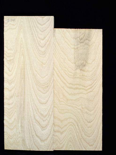 2a Swamp Ash Body Blank - 2 Piece   2.2 lbs/bf to 3.0 lbs/bf