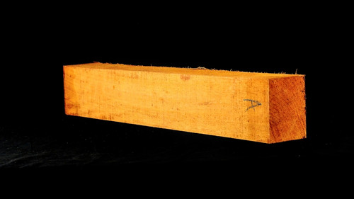 "A grade Honduran Mahogany neck blank. 3.25"" x 4.25"" x 27"".   2.7 lbs/bf to 3.2 lbs/bf"