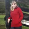 Lothlorian Merino - Possum Striped Collar Jacket