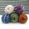 Ashfords Tekapo 8 Ply Multi Coloured Wool Yarn