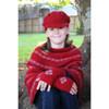 Cosy Kiwi - Merino & Possum Gatsby Hat