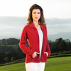 Koru Merino - Possum Textured Zip Jacket