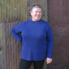 Road Merino Turtle Neck Top - Size 22 & 24
