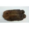 Four Peaks - Possum Fur 'Pom Pom' Neck Wrap