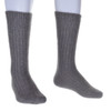 McDonald - Possum & Merino Ribbed Socks