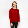 Noble Wilde Merino - Possum Crew Neck Sweater