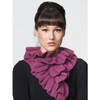 Possumdown Merino - Possum Frill Collar Scarf