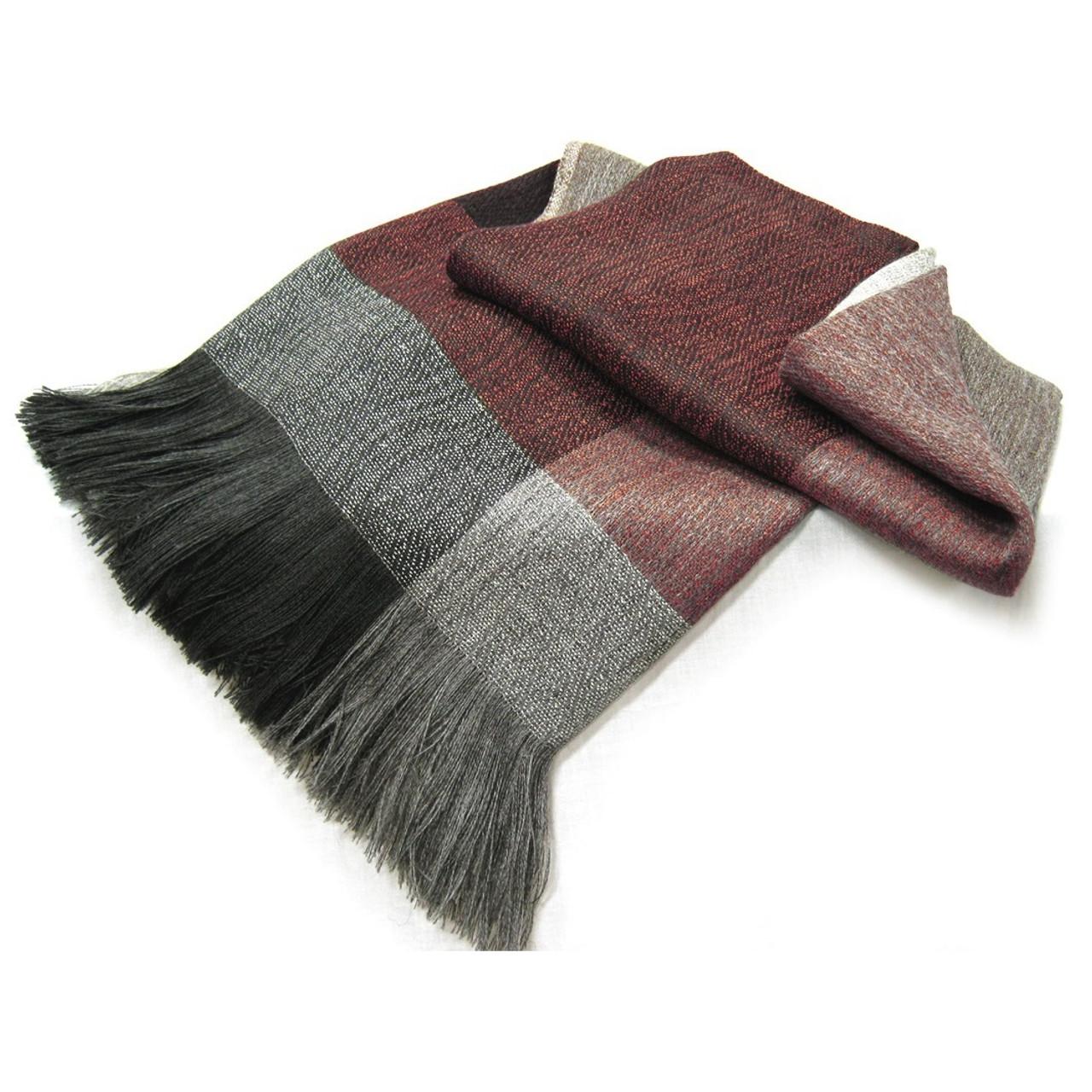 5398b74c1c8d9 Stansborough Wool & Alpaca Woven Throw - The Tin Shed