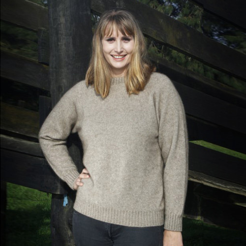 Lothlorian Merino - Possum Plain Crew Neck Sweater