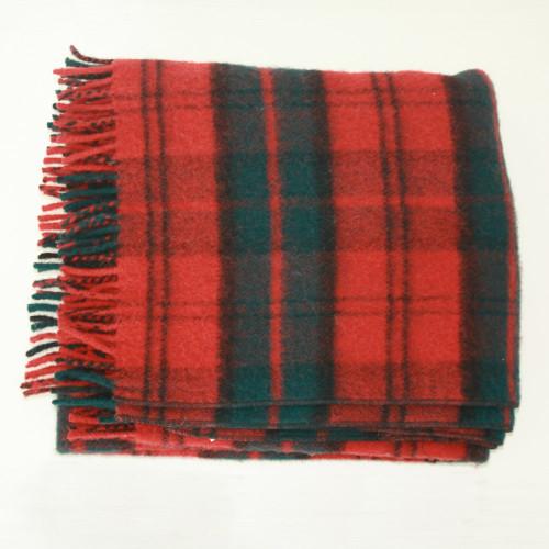 Town & Country 'Dunbar' Wool Tartan Picnic Rug