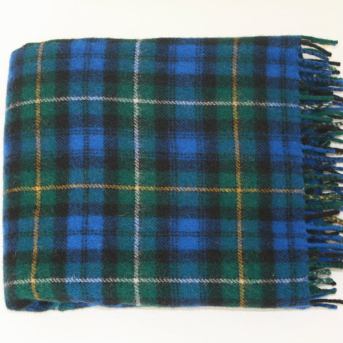Town & Country  'Campbell' Wool Tartan Picnic Rug